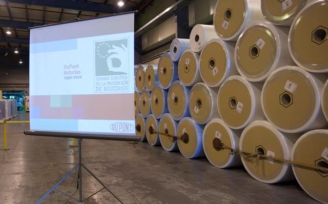 Foto de la SERP 2010 en DuPont Ibérica