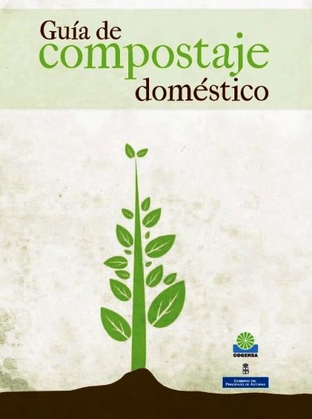 Imagen de la portada de la Guía de compostaje doméstico