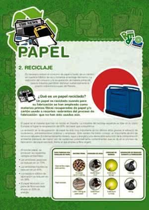 Imagen de la ficha para PAPEL/CARTÓN