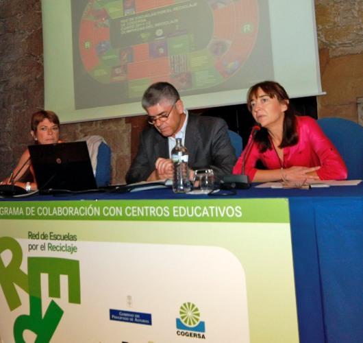 Imagen de la Inauguración de la Red de Escuelas 2011/12