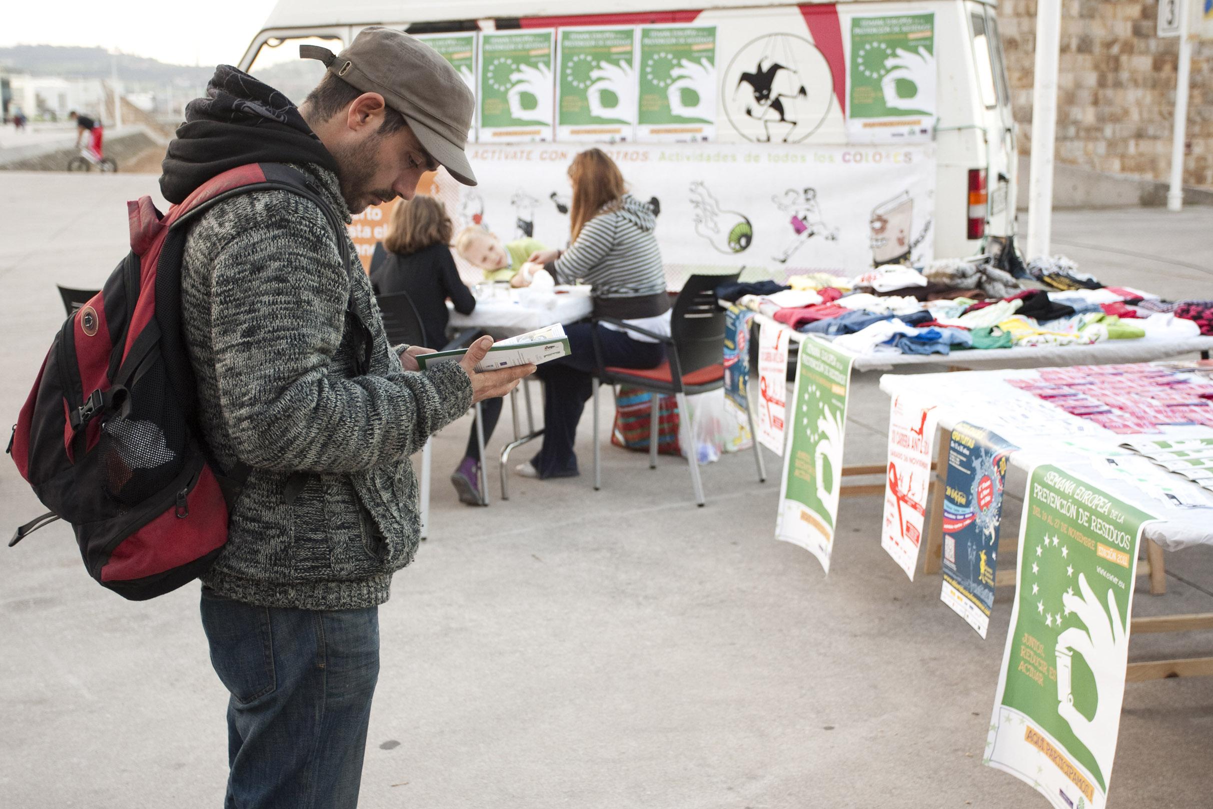 """Imagen del evento organizado por la asociación """"Abierto hasta el amanecer"""""""