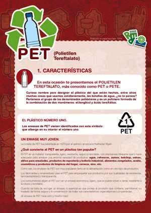 Imagen de la ficha para PET