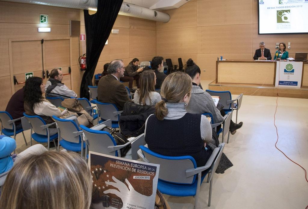 Foto de un centro educativo participante en la SEPR
