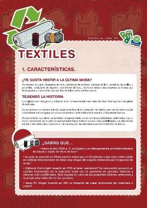 Imagen de la ficha para Textil