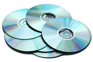 Foto de CDs y DVDs