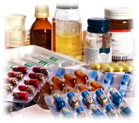 Foto de medicamentos