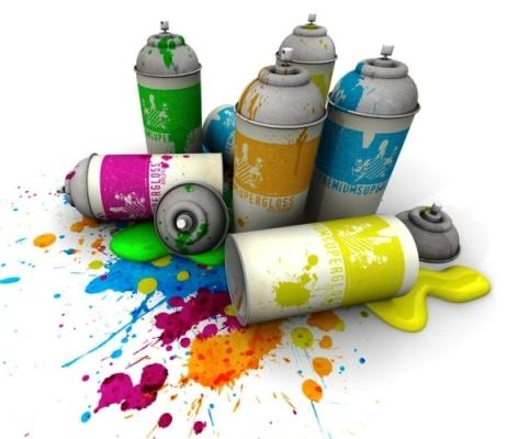 Foto de sprays o aerosoles