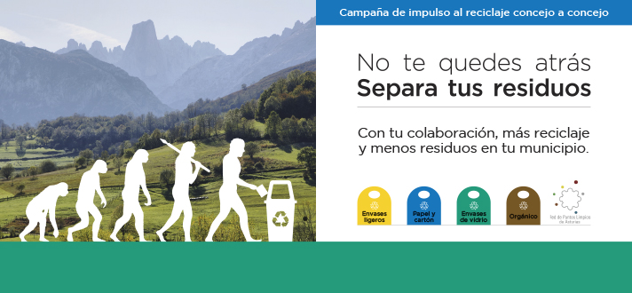 Campaña 2015 de impulso del reciclaje