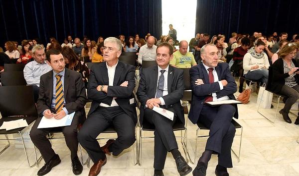 Inauguración RER