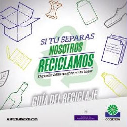 Guía del reciclaje 1