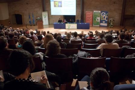 imagen general del seminario de profesores 2010 en el Auditorio de Oviedo